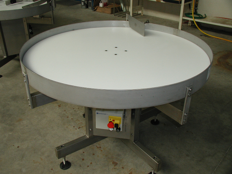 table tournante industrielle maison design. Black Bedroom Furniture Sets. Home Design Ideas